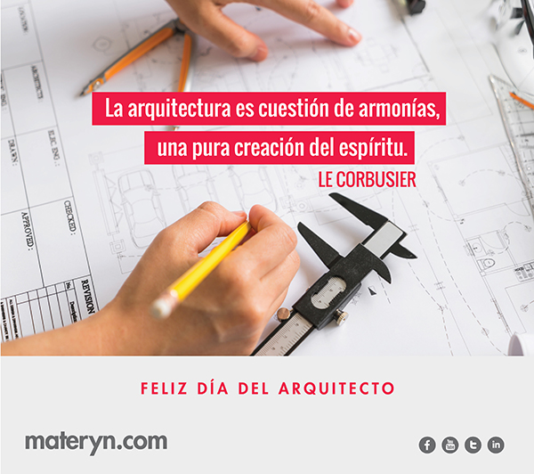 Feliz Día Arquitectos